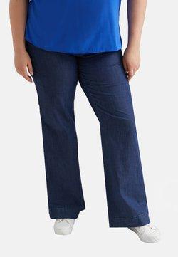 Fiorella Rubino - Jeans a zampa - blu