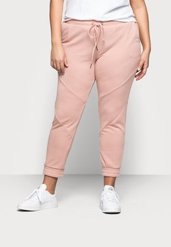 Noisy May Curve - NMMISA PANTS - Jogginghose - misty rose