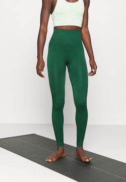 Even&Odd active - SEAMLESS - Tights - green