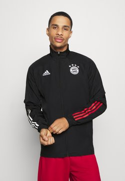 adidas Performance - FC BAYERN MÜNCHEN TEAMLINE PRÄSENTATION - Vereinsmannschaften - black