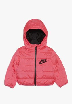 Nike Sportswear - FILLED JACKET BABY - Winterjas - racer pink/black