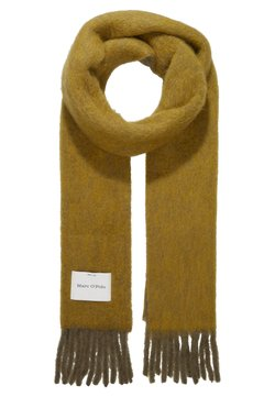 Marc O'Polo - SCARF AIRY BRUSHED DOUBLE - Schal - khaki