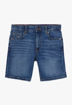 Tommy Hilfiger - REY TAPERED  - Jeansshort - denim