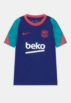 Nike Performance - FC BARCELONA UNISEX - Equipación de clubes - deep royal blue/lfusion red