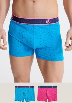 Superdry - 2PACK - Shorty - pink multipack