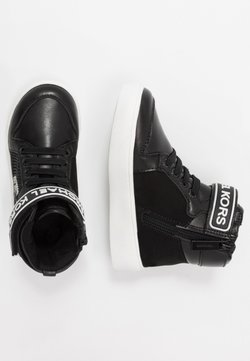 MICHAEL Michael Kors - ZIA JEM AMY - High-top trainers - black