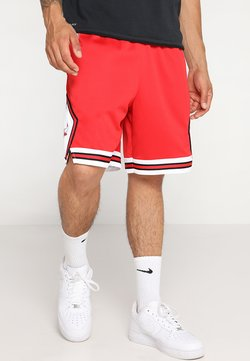 Nike Performance - CHICAGO BULLS NBA SWINGMAN SHORT ROAD - Pantalón corto de deporte - university red/white