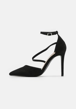 Miss Selfridge - CRYSTAL - High Heel Pumps - black