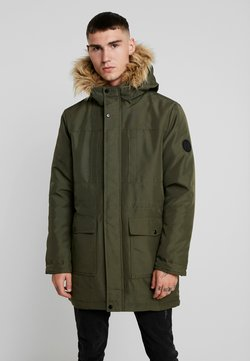 Only & Sons - ONSBASIL JACKET NOOS - Wintermantel - forest night