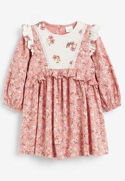 Next - FRILL MIX  - Robe d'été - pink