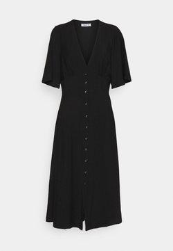 EDITED - VERA DRESS - Maxikleid - black