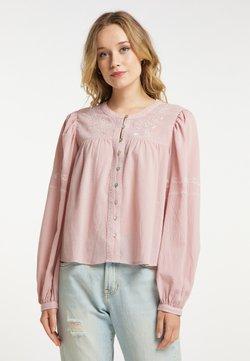 DreiMaster - Camicia - vintage rosa