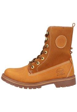 Dockers by Gerli - Ankle Boot - golden tan