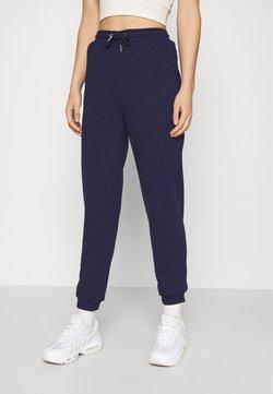 Even&Odd - Regular Fit Jogger - Jogginghose - dark blue