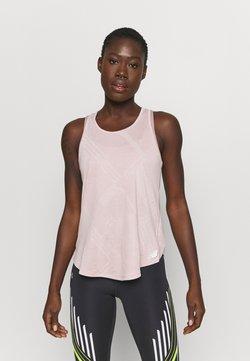New Balance - SPEED FUEL TANK - Camiseta de deporte - pink