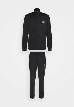 adidas Performance - SET - Trainingsanzug - black/white