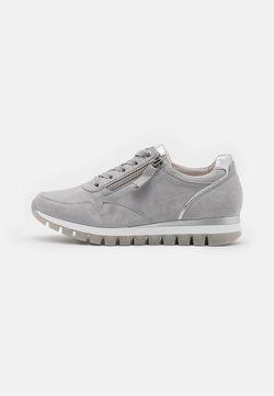 Gabor Comfort - Sneaker low - light grey/silber