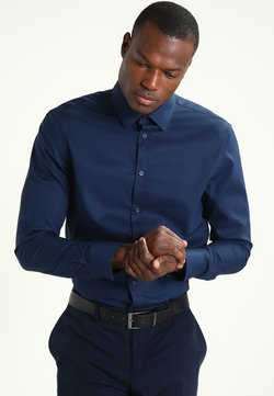Pier One - Camisa elegante - dark blue