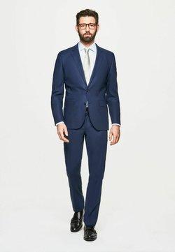 Hackett London - SET - Anzug - brightnavy