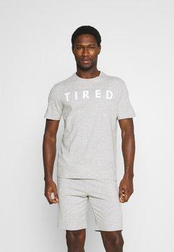 Pier One - Pyjama - mottled dark grey