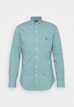 Polo Ralph Lauren - LONG SLEEVE SPORT - Koszula - evergreen/white