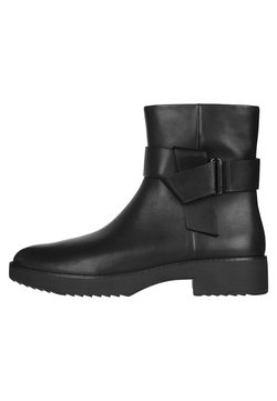 FitFlop - KNOT - Stiefelette -  black
