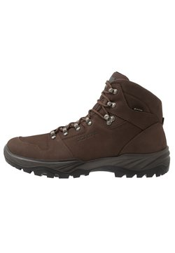 Scarpa - TELLUS GTX - Hiking shoes - brown