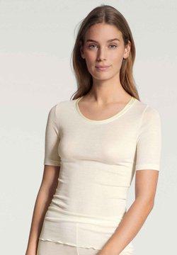 Calida - Unterhemd/-shirt - cream white