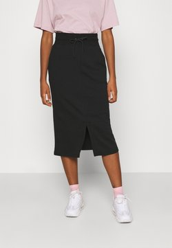 Nike Sportswear - SKIRT - Falda de tubo - black