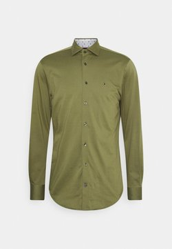 Tommy Hilfiger Tailored - SOLID SLIM SHIRT - Businesshemd - putting green