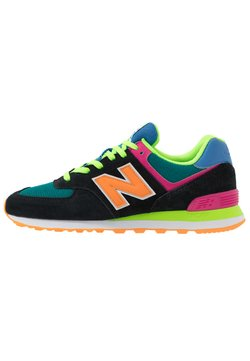 New Balance - ML574 - Baskets basses - black