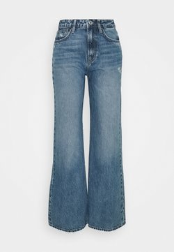 Pepe Jeans - FAITH - Jeansy Dzwony - denim