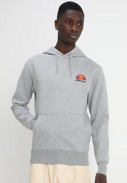 Ellesse - Bluza z kapturem - athletic grey marl