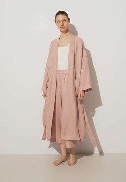 OYSHO - Bademantel - light pink