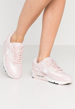 Nike Sportswear - AIR MAX 90 - Sneakers laag - barely rose/white/black