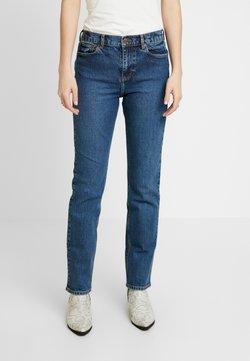 Samsøe Samsøe - ADELINA - Straight leg jeans - salt & pepper