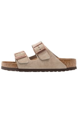 Birkenstock - ARIZONA SOFT FOOTBED UNISEX - Hausschuh - taupe