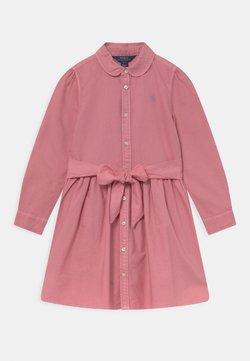 Polo Ralph Lauren - OXFORD DAY DRESS - Blusenkleid - desert rose