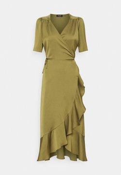 Soaked in Luxury - KARVEN DRESS - Maxikleid - martini olive