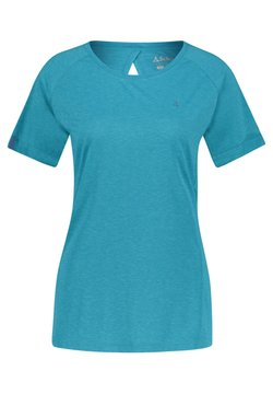Schöffel - BOISE - T-Shirt basic - aqua (297)