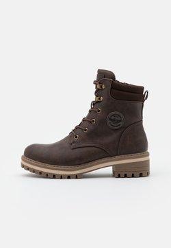 Refresh - Veterboots - brown