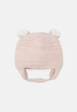 GAP - LINED HAT UNISEX - Pipo - chalk pink