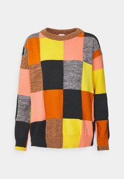 Paul Smith - WOMENS JUMPER - Strickpullover - brown