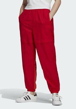 adidas Originals - Jogginghose - scarlet/semi solar red