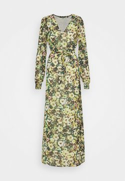 Vero Moda Tall - VMNILLA ANCLE DRESS - Maxi dress - parasailing/nilla