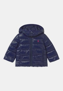 Polo Ralph Lauren - CHANNEL OUTERWEAR - Gewatteerde jas - french navy
