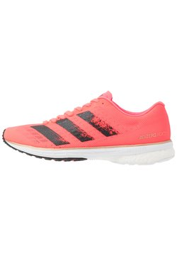 adidas Performance - ADIZERO ADIOS 5 - Zapatillas de competición - signal pink/core black/copper metallic