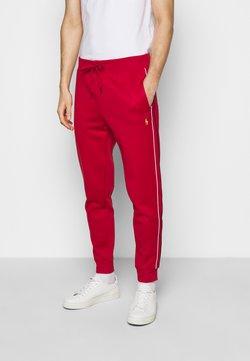 Polo Ralph Lauren - LUX TRACK - Jogginghose - red