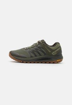 Merrell - NOVA 2 GTX - Zapatillas de trail running - lichen