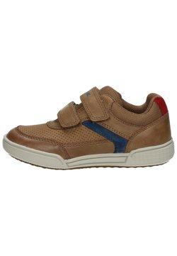 Geox - Sneaker low - cognac/avio